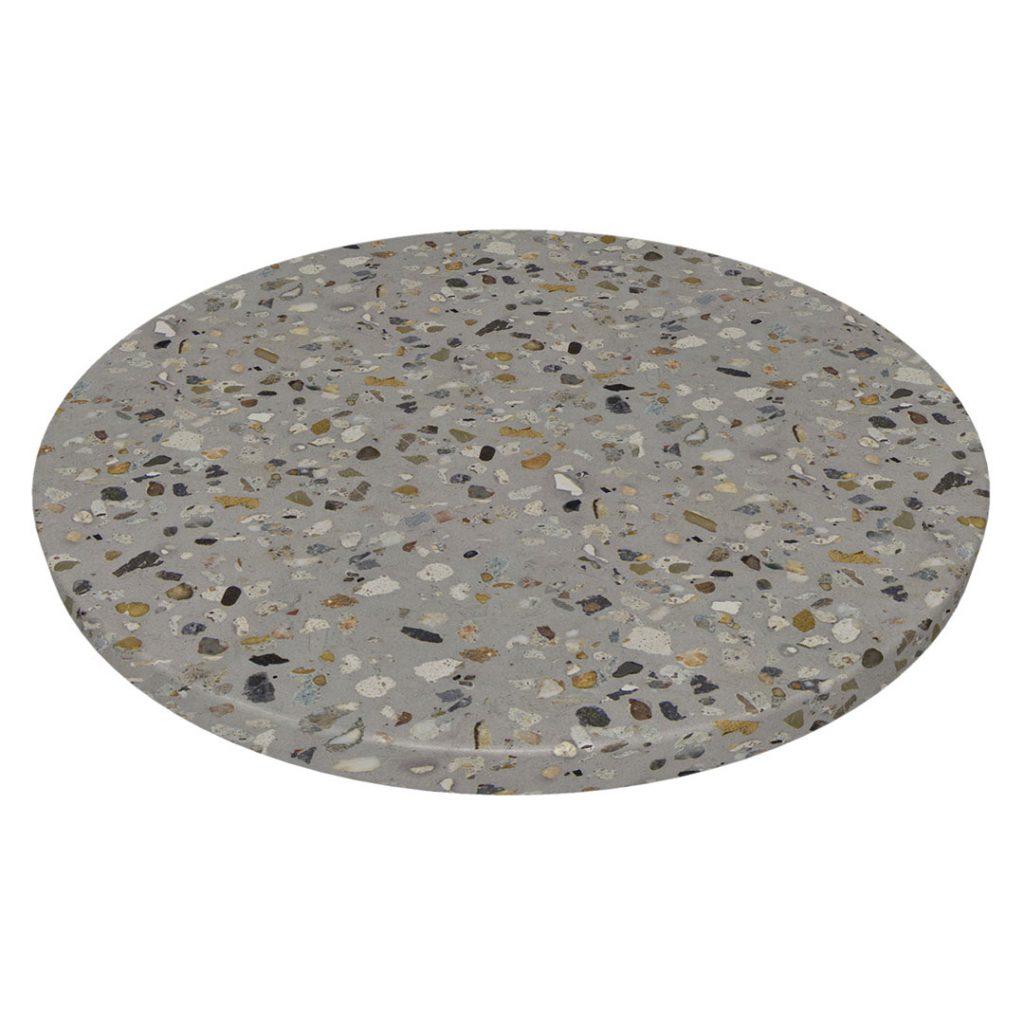 Diggels | betongranulaat | donkergrijs | grof