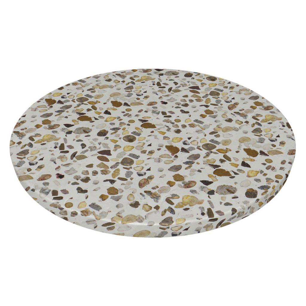 Diggels | betongranulaat | wit | grof