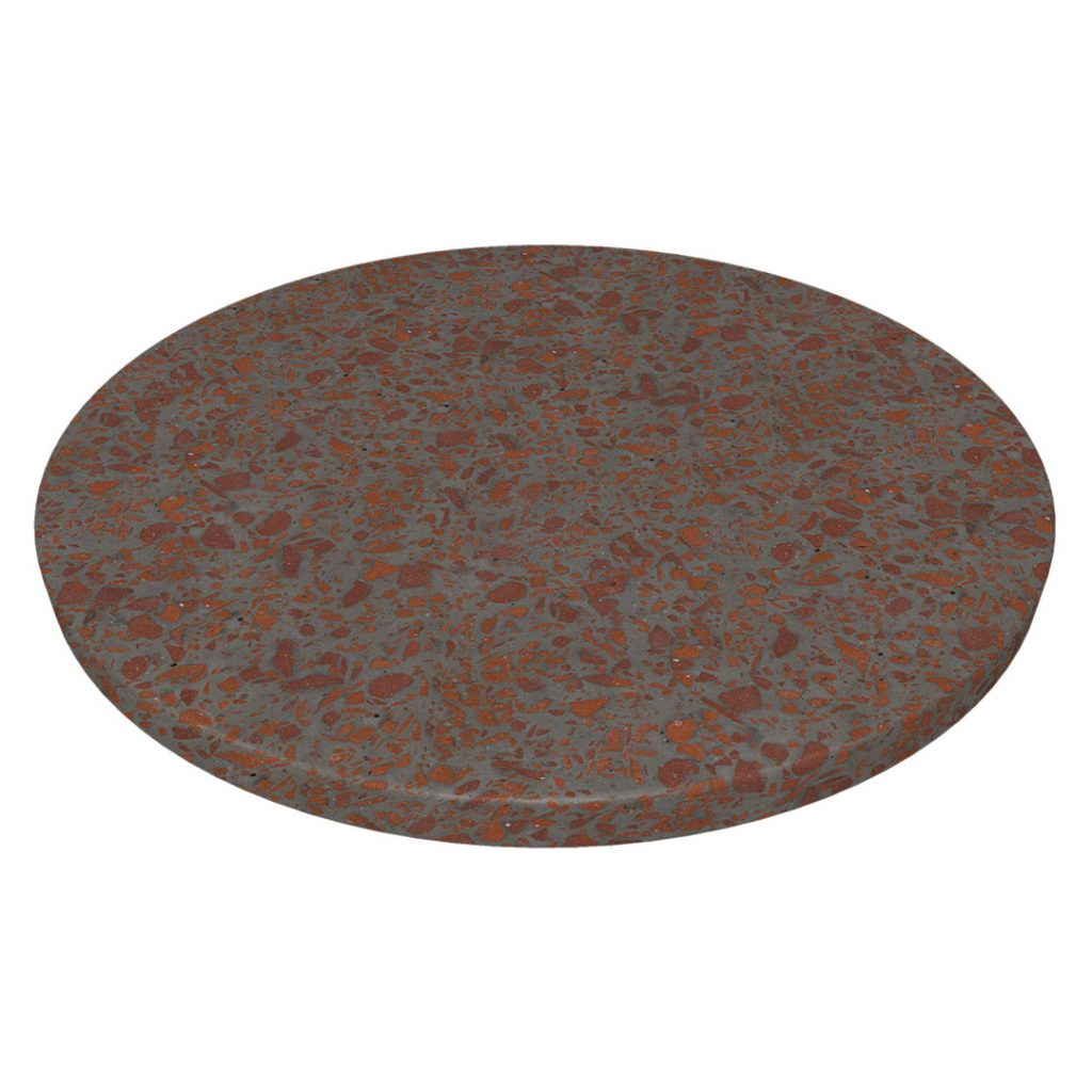Diggels | gebakken klei | antraciet | groninger rood middel grof