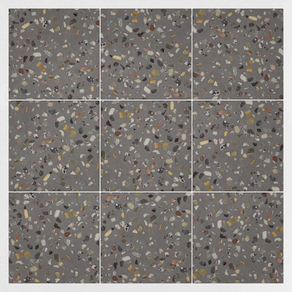 Diggels   betongranulaat   antraciet   grof 8-16