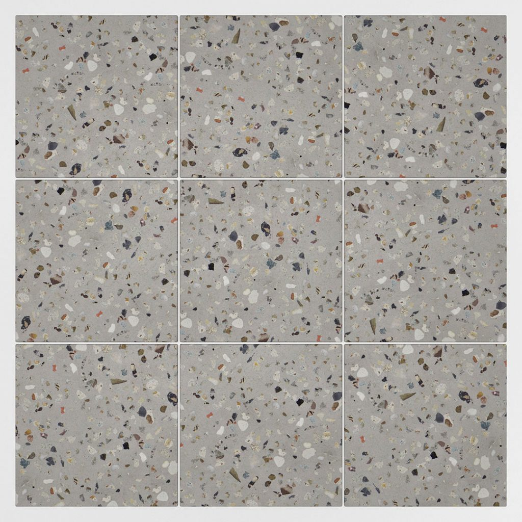 Diggels   betongranulaat   lichtgrijs   grof 8-16