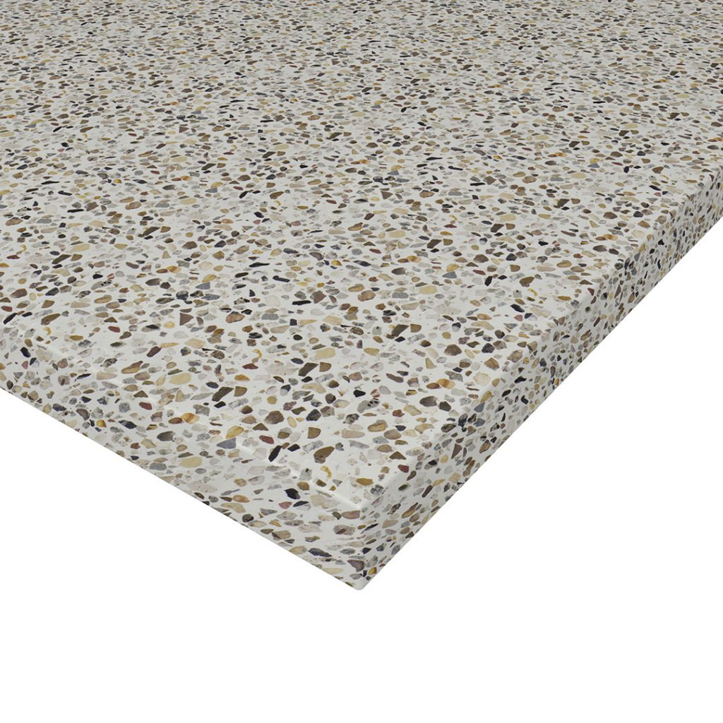 Diggels | betongranulaat | wit | middel
